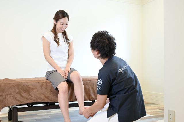 外反母趾の検査