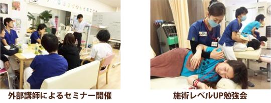 セミナー開催・レベルUP勉強会